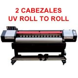 Impresora Polar UV 1900 Con Doble XP600 Cabezal