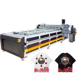 Multi-station T-shirt Printer