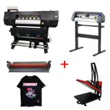 T-shirt Printer for PU Film