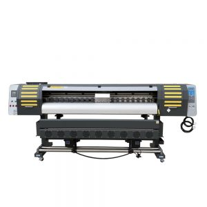 TP18 Dye Sublimation and ECO Solvent Printer With Epson 2/3 4720 Head