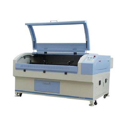 130W 1390 Laser Cutter ,With Electric Up and Down Lifting Table, Rotary Fixture, Stepper Motor