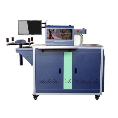 DH-5150 Automatic Channel Letter Fabrication Bender Machine for Aluminum Materials