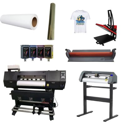 Digital Print T-Shirt Solution